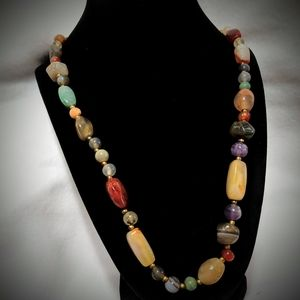 Jewelry - Natural Stones necklace